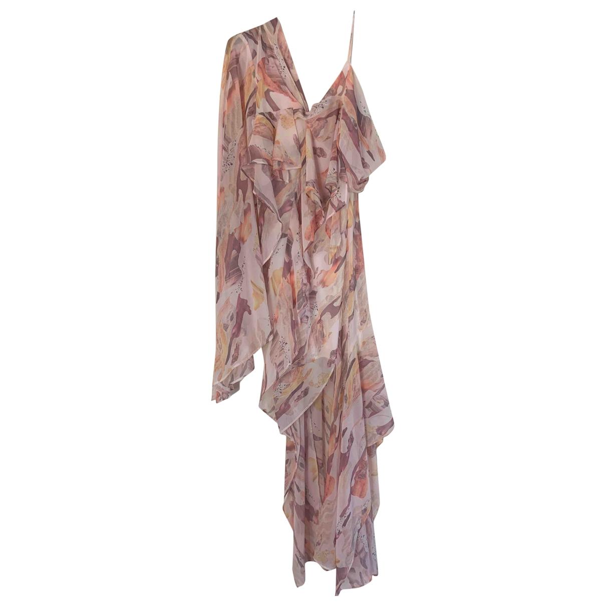 Acler \N Kleid in  Bunt Polyester