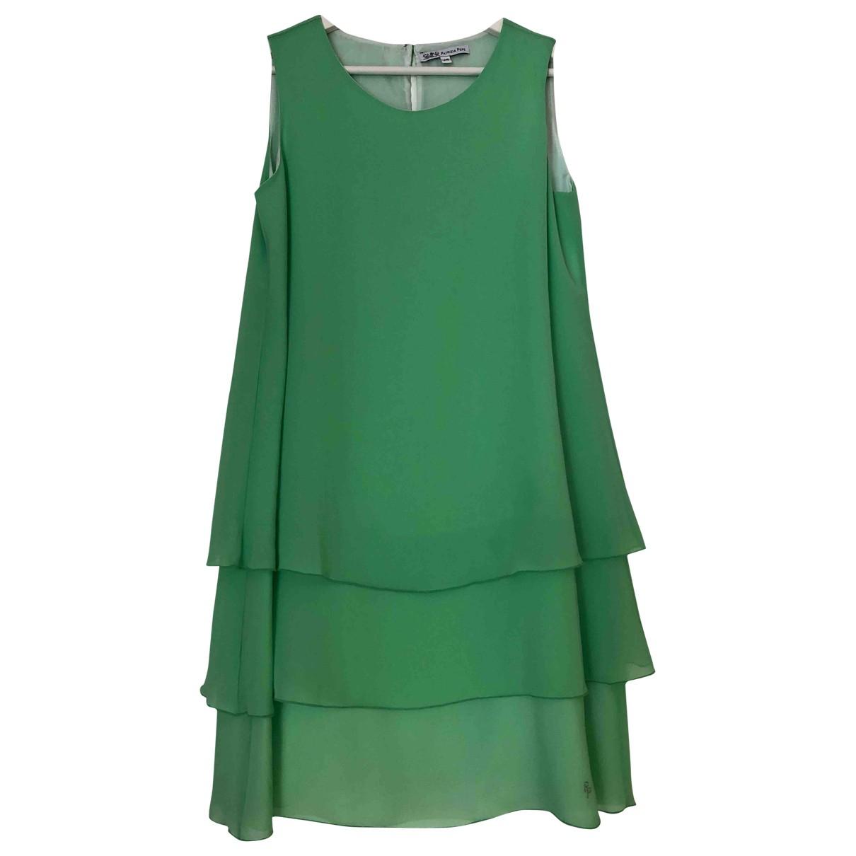 Patrizia Pepe \N Green dress for Kids 14 years - S FR