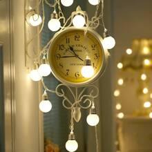 Lichterkette mit 10 Stuecken Birnen