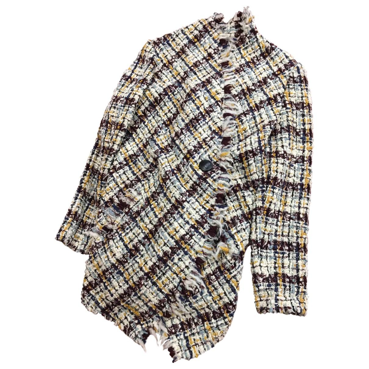 Isabel Marant N Multicolour Wool jacket for Women 36 FR