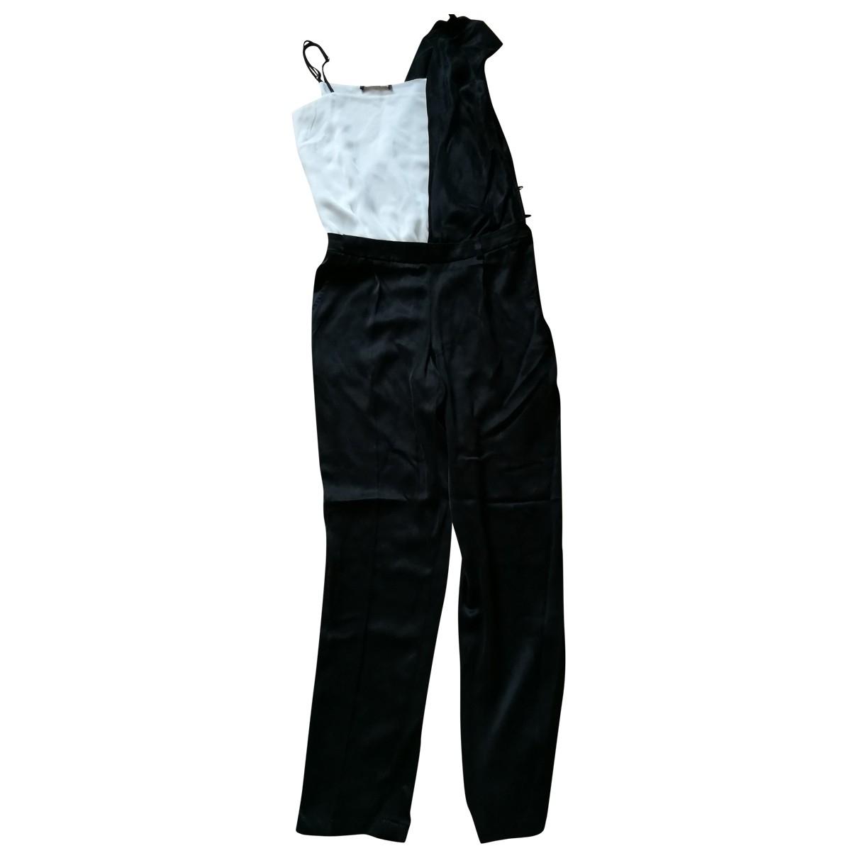 Liu.jo - Combinaison   pour femme en soie - noir