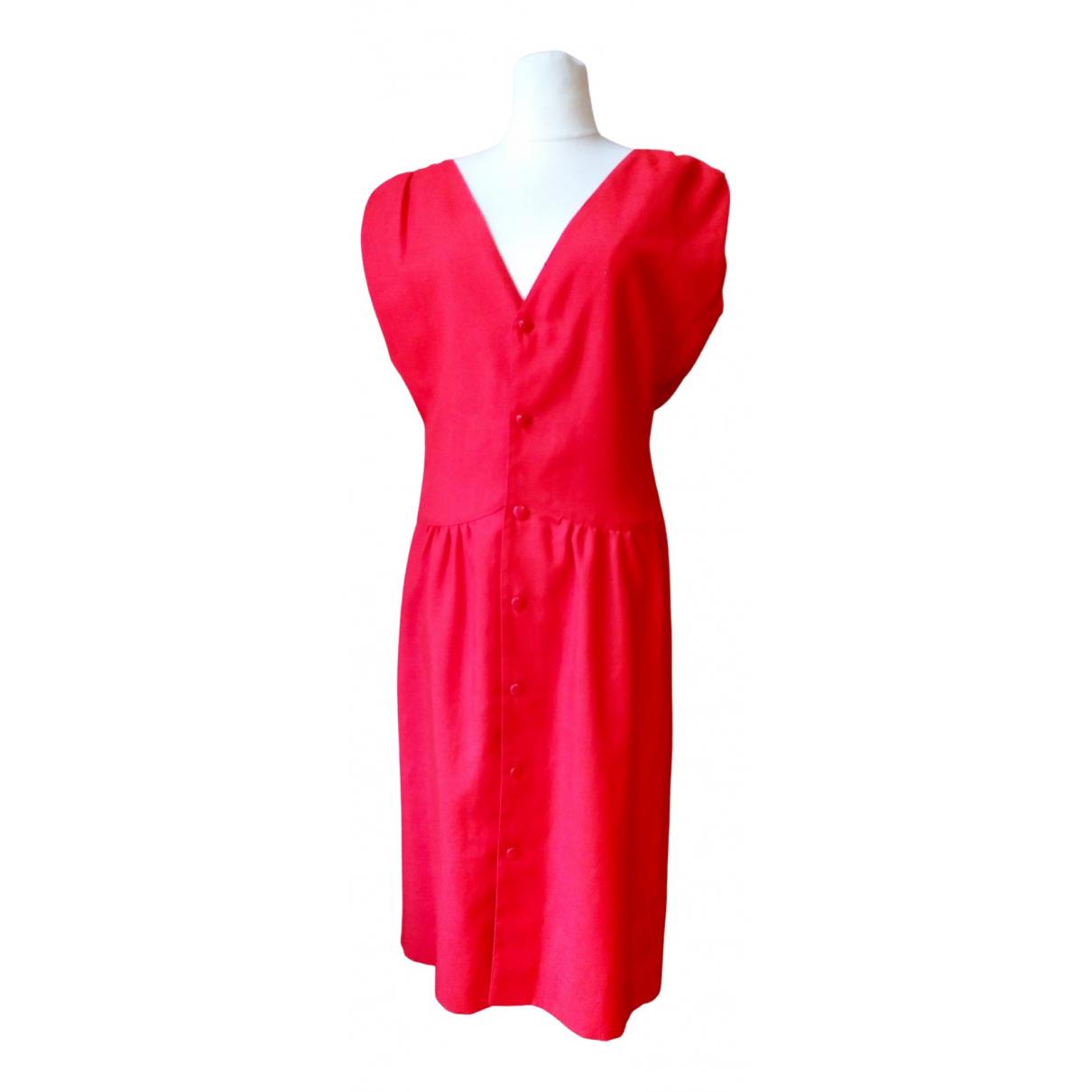 Courrèges \N Red dress for Women 36 FR