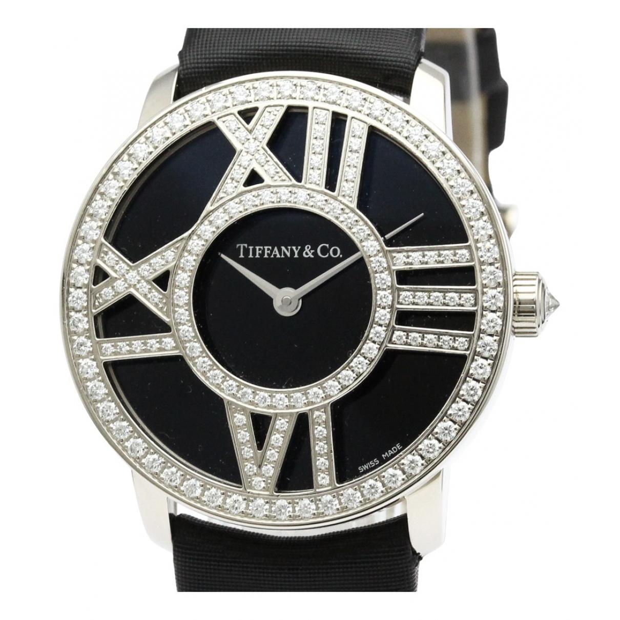 Reloj de Oro blanco Tiffany & Co