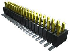 Samtec , FTSH, 10 Way, 2 Row, Vertical Pin Header (92)