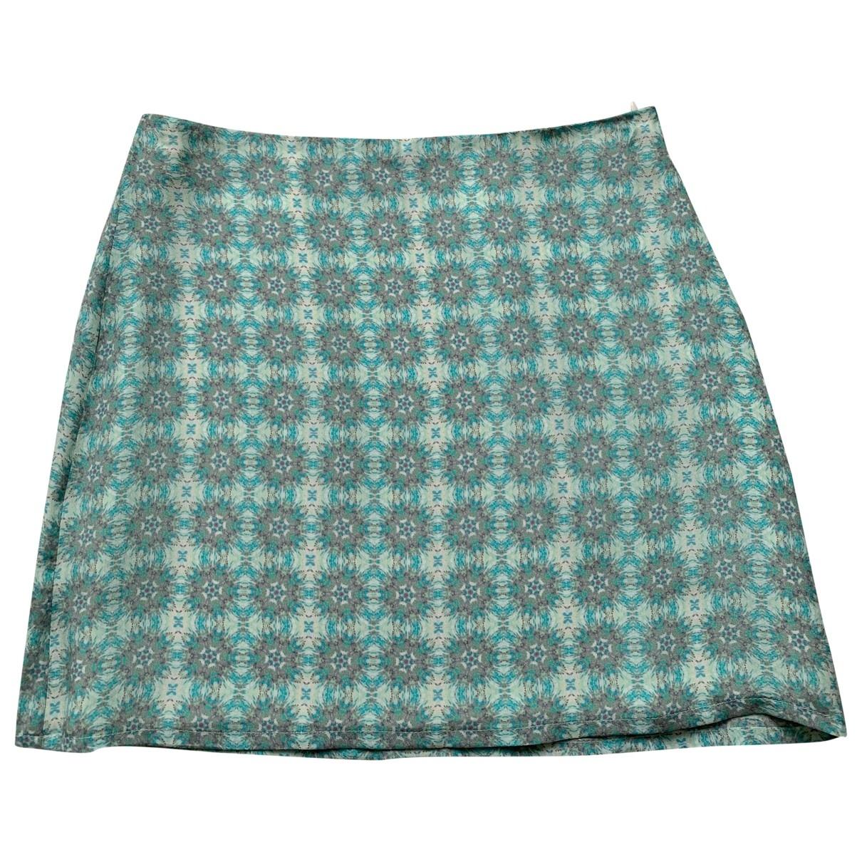 Mini falda de Seda Non Signe / Unsigned