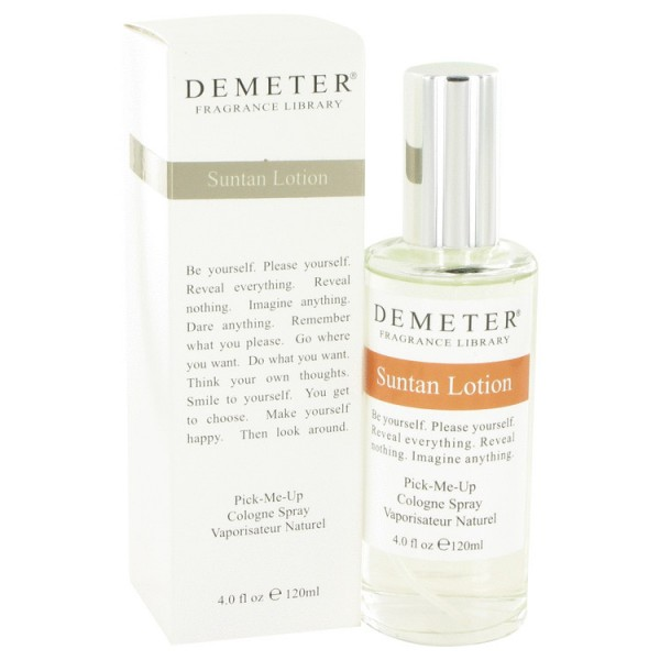 Suntan Lotion - Demeter Eau de Cologne Spray 120 ML