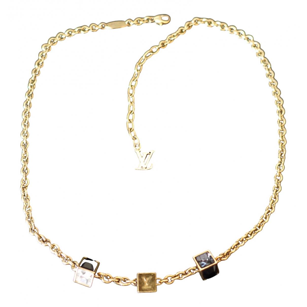 Collar Alphabet LV&ME de Cristal Louis Vuitton