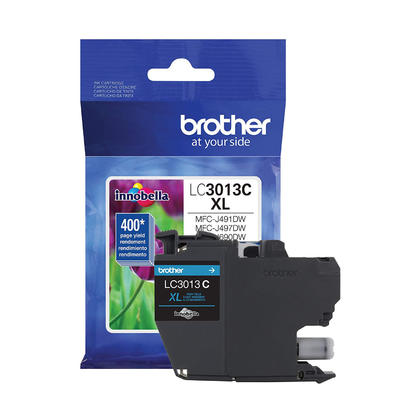 Brother MFC-J690DW Original Cyan Ink Cartridge, High Yield