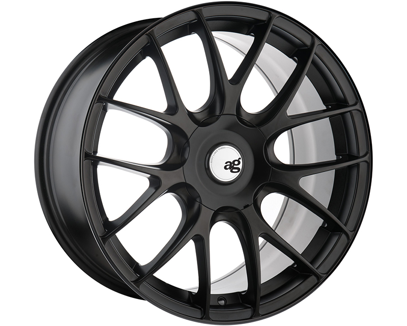 Avant Garde M410-FB888199545 Matte Black M410 Wheel 19x9.5 5x114.3 45mm