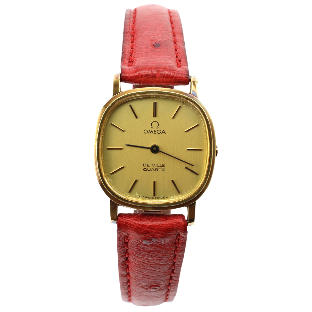 Reloj De Ville  de Oro amarillo Omega