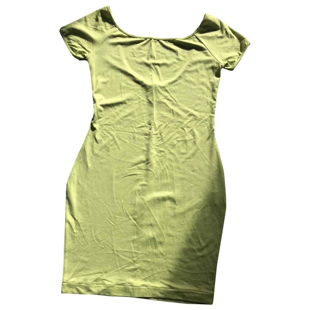 Max Mara \N Yellow dress for Women S International