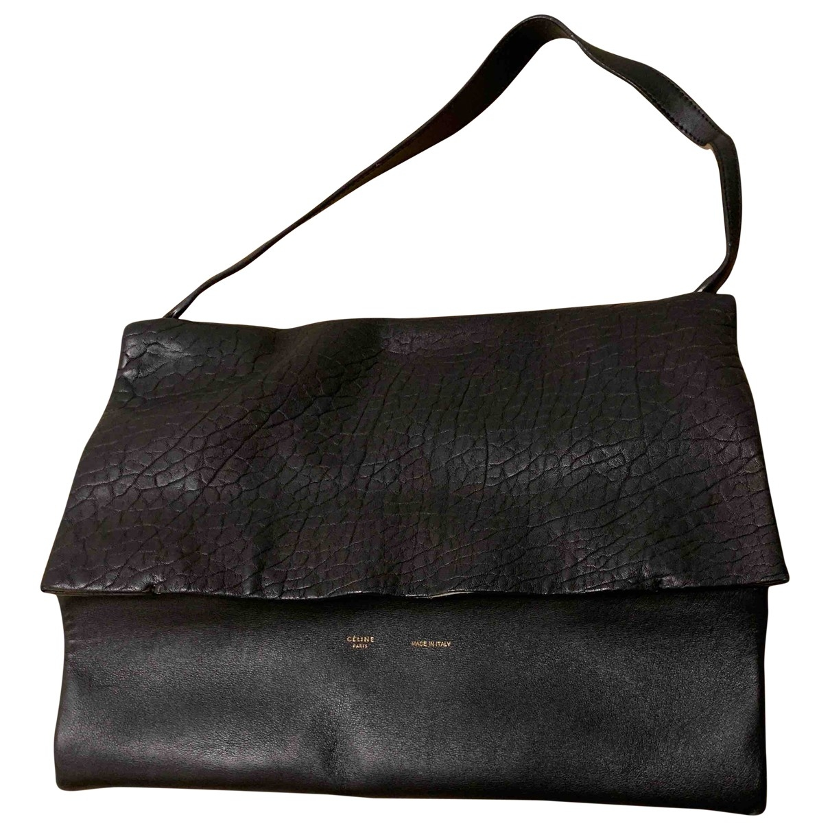 Celine All Soft Black Crocodile handbag for Women \N