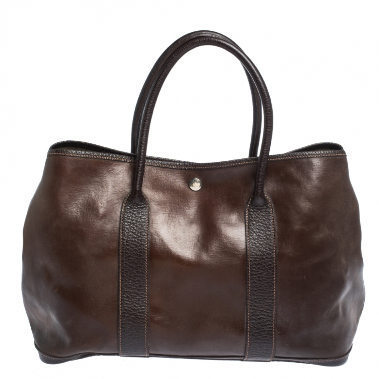 Hermes \N Handtasche in Leder