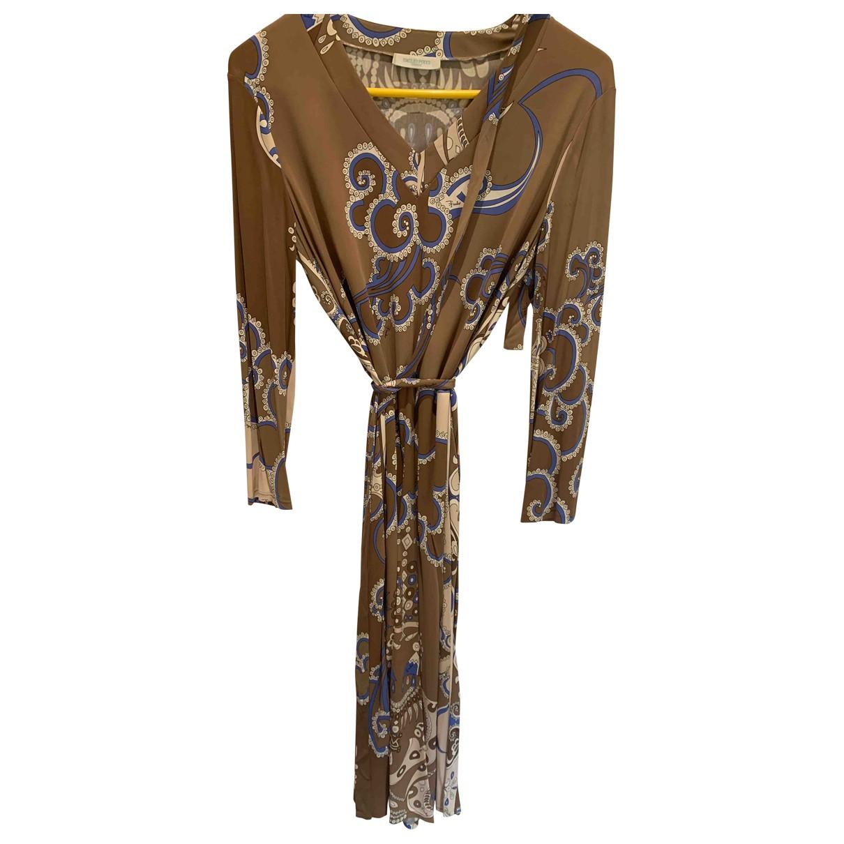 Emilio Pucci \N Multicolour dress for Women 46 IT
