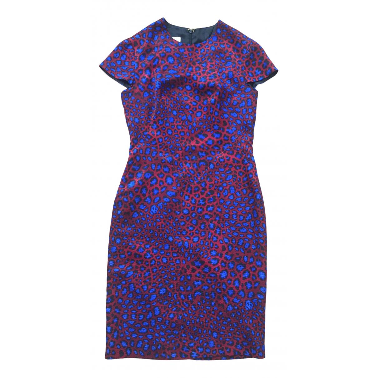 Paul Smith \N Kleid in  Bordeauxrot Wolle