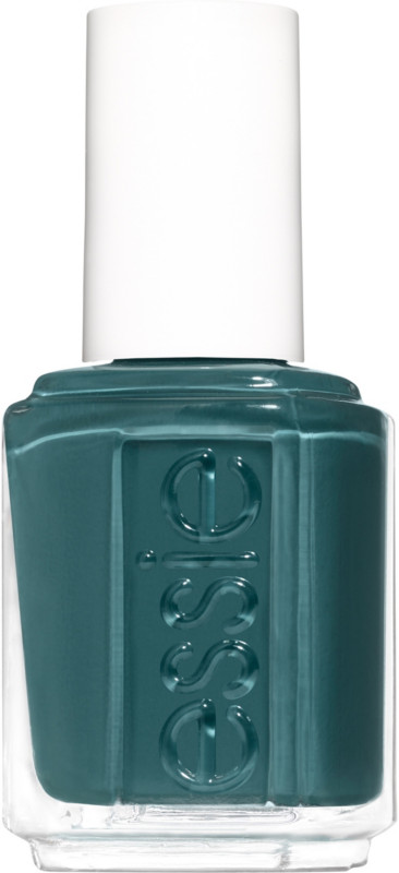 Flying Solo Nail Polish Collection - In Plane View (deep milky teal)