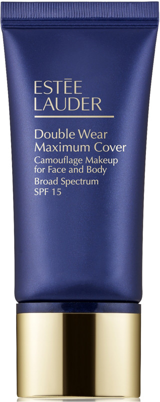 Double Wear Maximum Cover Camouflage Makeup for Face and Body SPF 15 - 1C1 Cool Bone