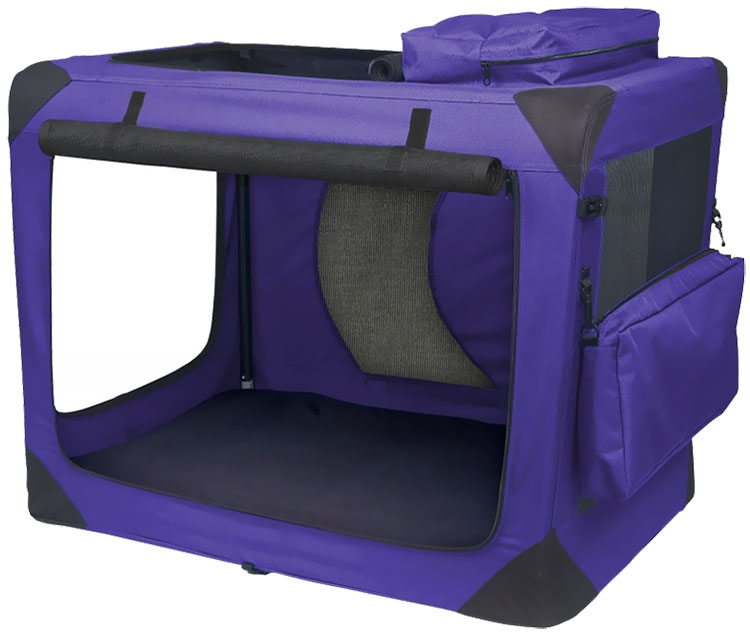 Pet Gear Generation II Deluxe Portable Soft Crate 30