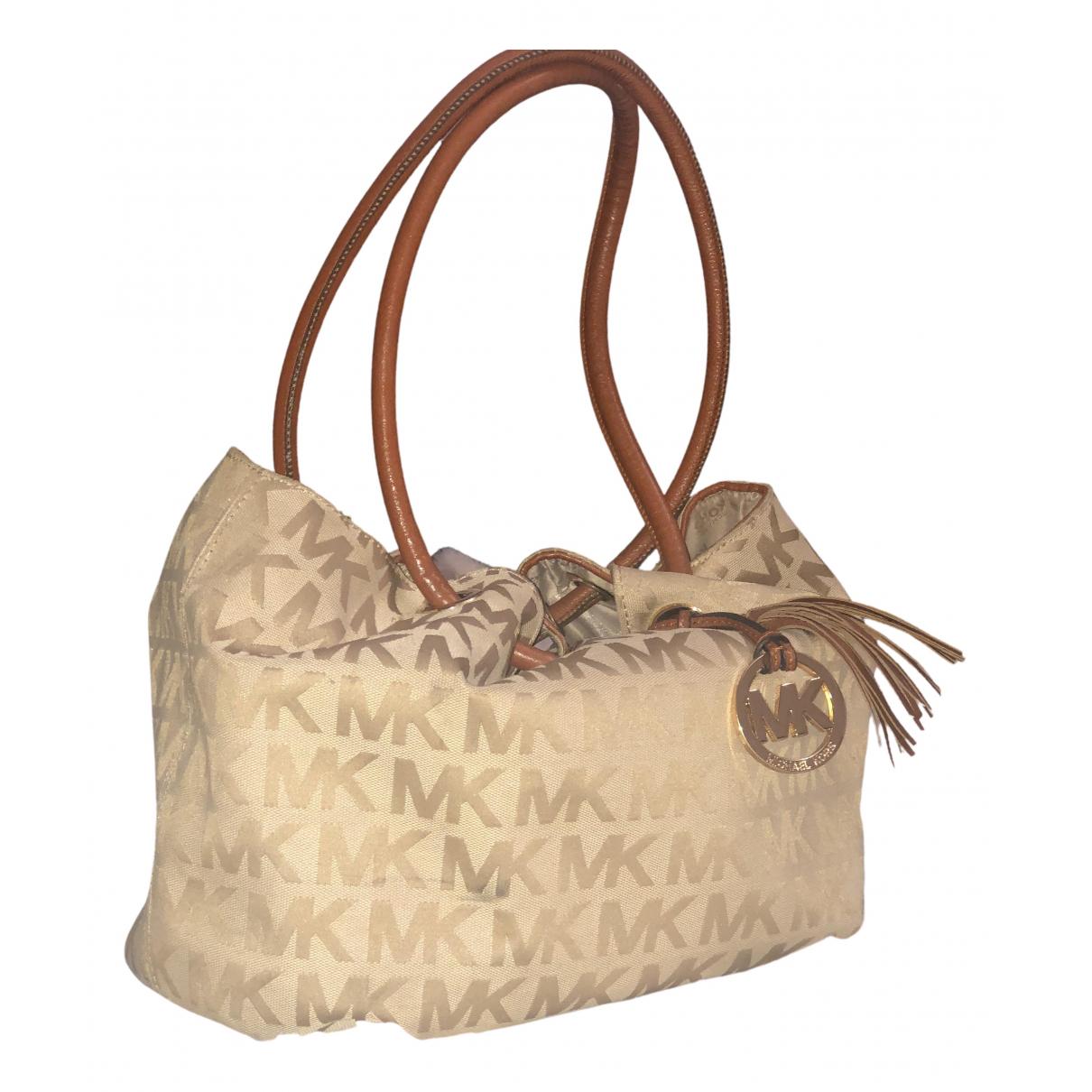 Michael Kors N Beige Cloth handbag for Women N