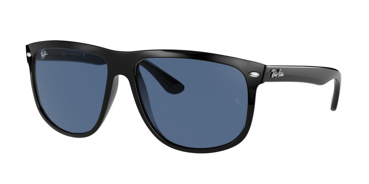 Ray-Ban RB4147 Boyfriend 601/80 Mens Sunglasses Black Size 56