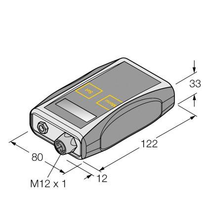 Turck Test Box Programming Tool for use with TB4 Sensor