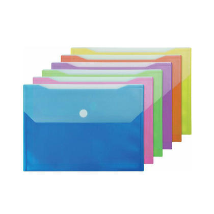 Winnable Double Pocket Poly Envelope for Document, 8 1/2