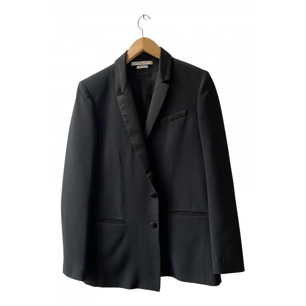 Givenchy N Black jacket for Women 42 FR