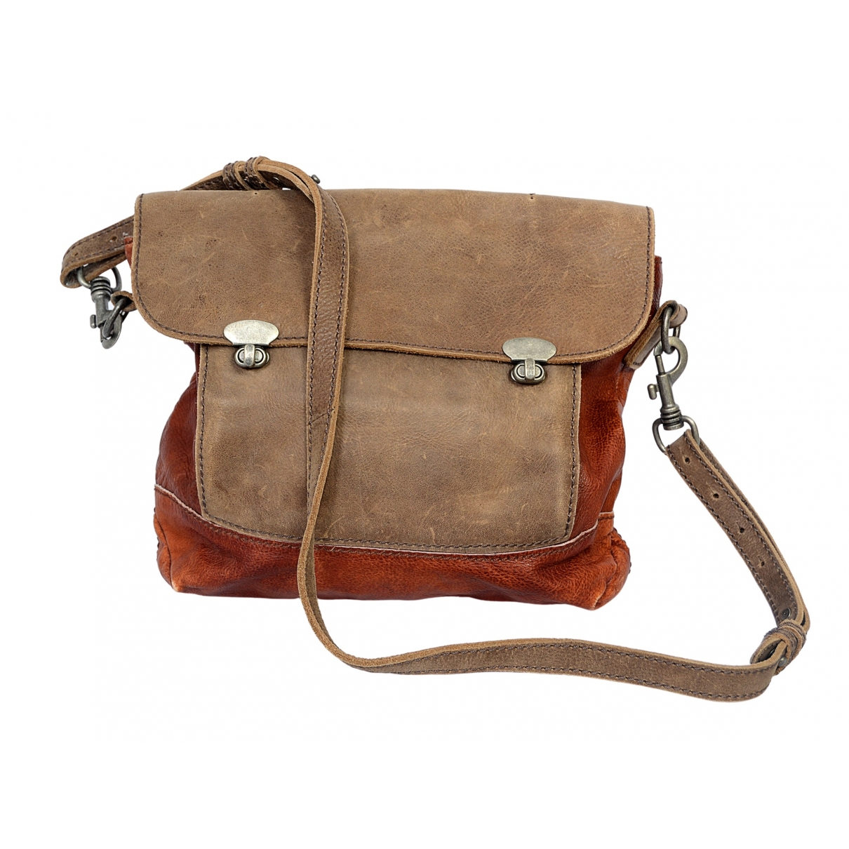 Liebeskind \N Handtasche in  Braun Leder