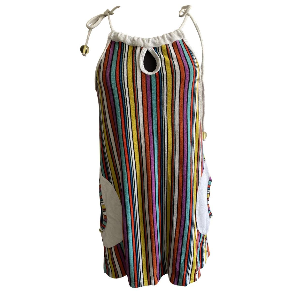 Marc Jacobs - Robe   pour femme en eponge - multicolore