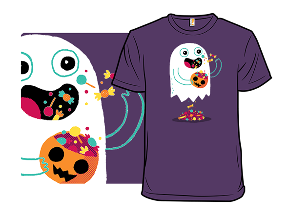Ghost Candy T Shirt