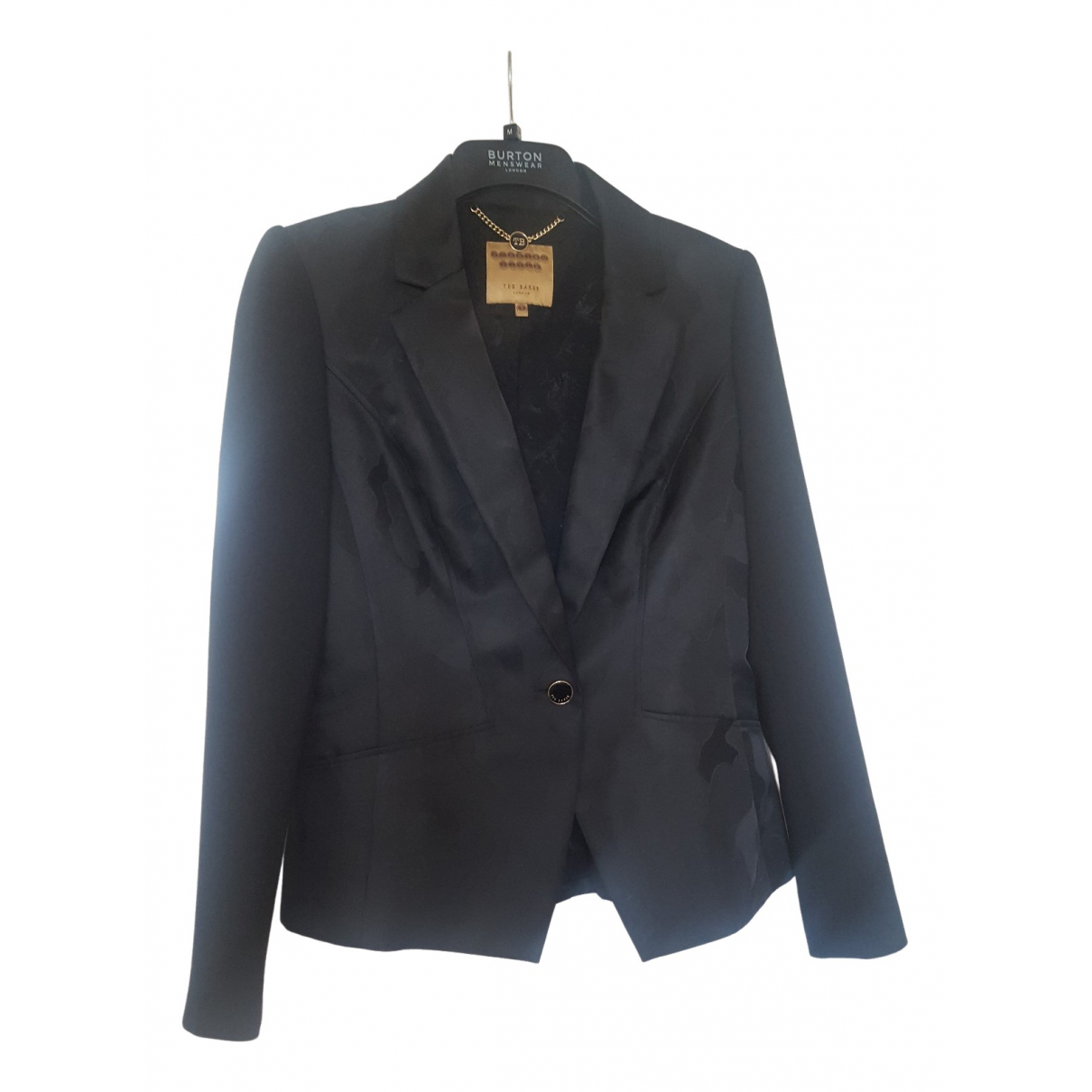 Ted Baker \N Black jacket for Women 10 UK