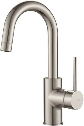 KPF-2600SFS Oletto Single Lever Kitchen Bar Faucet in Spot-Free Stainless