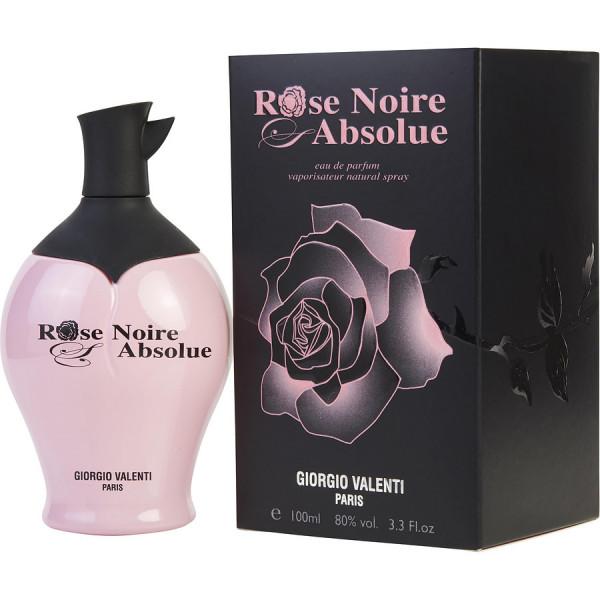 Rose Noire Absolue - Giorgio Valenti Eau de parfum 100 ML
