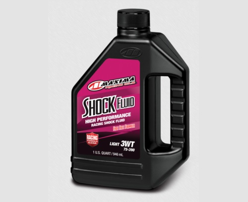Maxima 58505M Racing Shock Fluid 7W 5 Gal