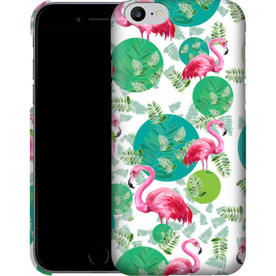 Apple iPhone 6s Plus Smartphone Huelle - Flamingo Land von Mukta Lata Barua