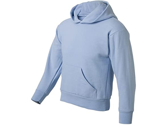 Hanes Youth Hooded Pullover