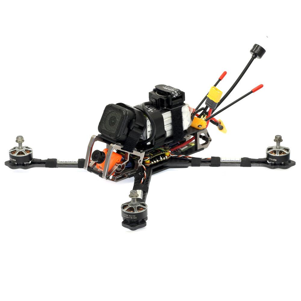 Skystars G730L V2 GPS F4 OSD 50A 4in1 ESC 3-6S 7 Inch FPV Racing Drone PNP BNF w/ Runcam Swift 2 FPV Camera