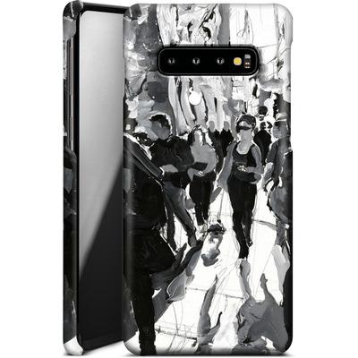 Samsung Galaxy S10 Plus Smartphone Huelle - It Was the Dog von Tom Christopher