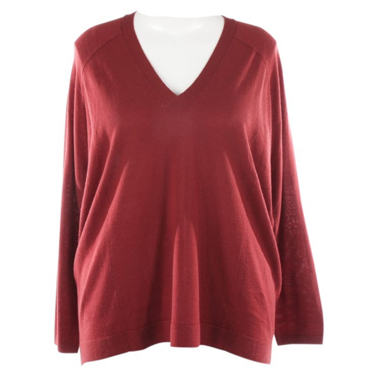 Autre Marque \N Red Knitwear for Women 44 FR