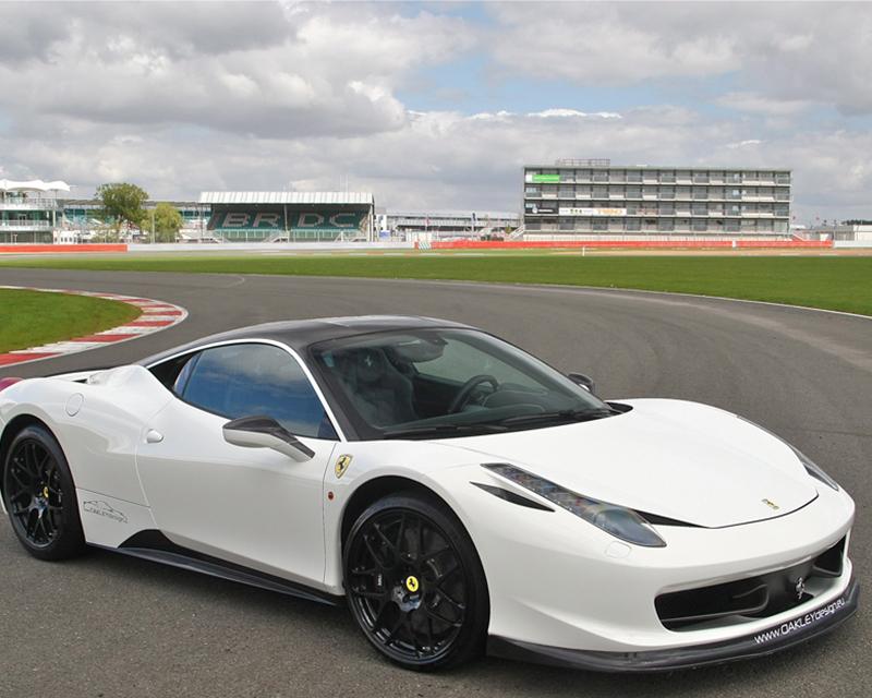 Oakley Design OD/458FER/CFA/013t-CH Front Winglet Blanks Ferrari 458 Italia 10-14