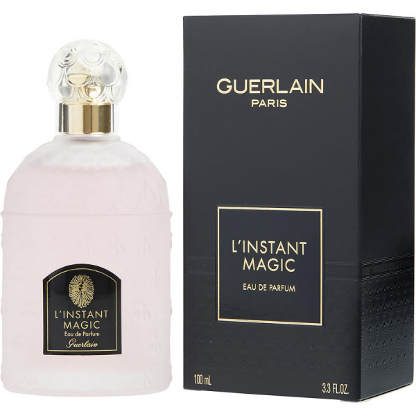 Guerlain - L'Instant Magic Pour Femme : Eau de Parfum Spray 3.4 Oz / 100 ml