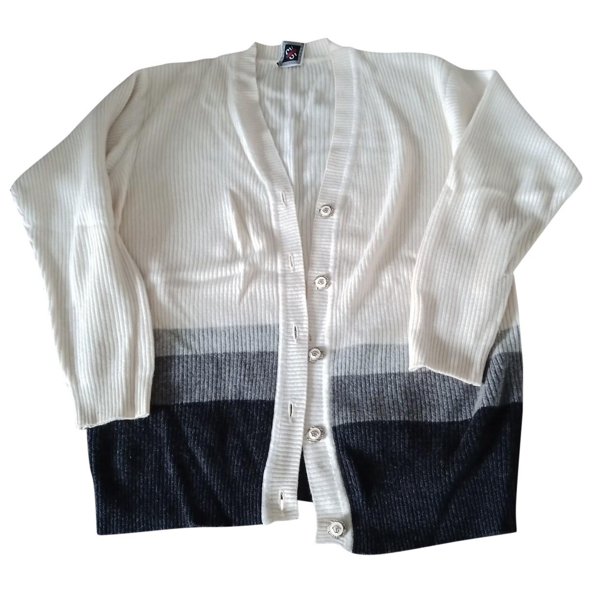 Versace \N Cashmere Knitwear for Women 40 FR