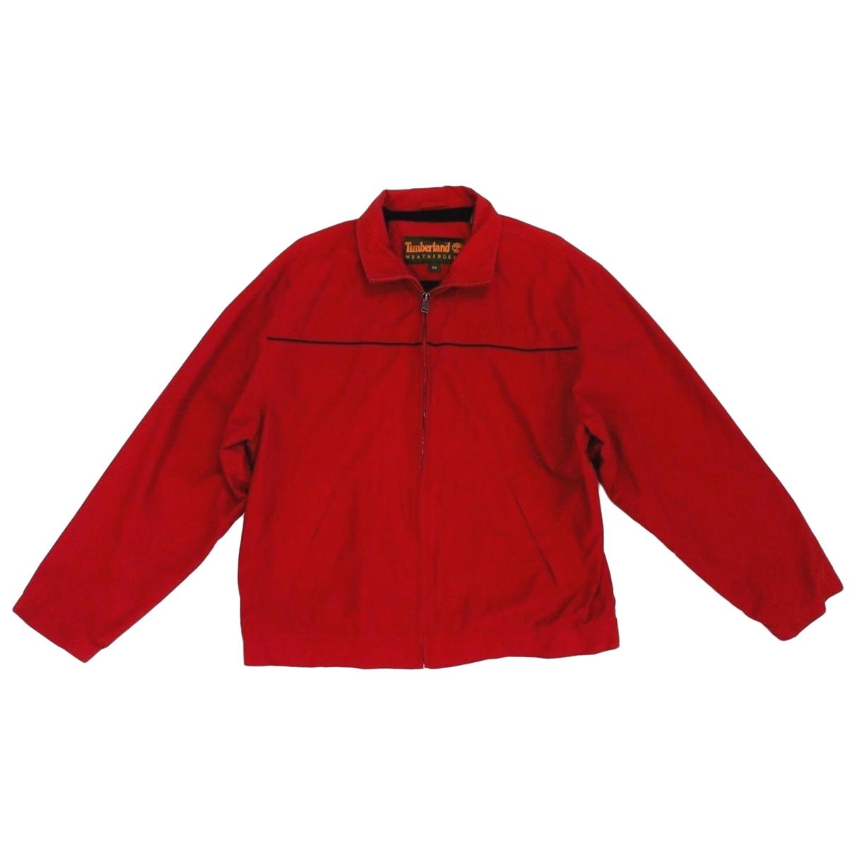 Timberland \N Red jacket for Women M International