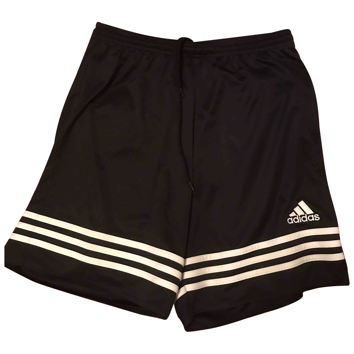 Adidas \N Shorts in  Schwarz Polyester
