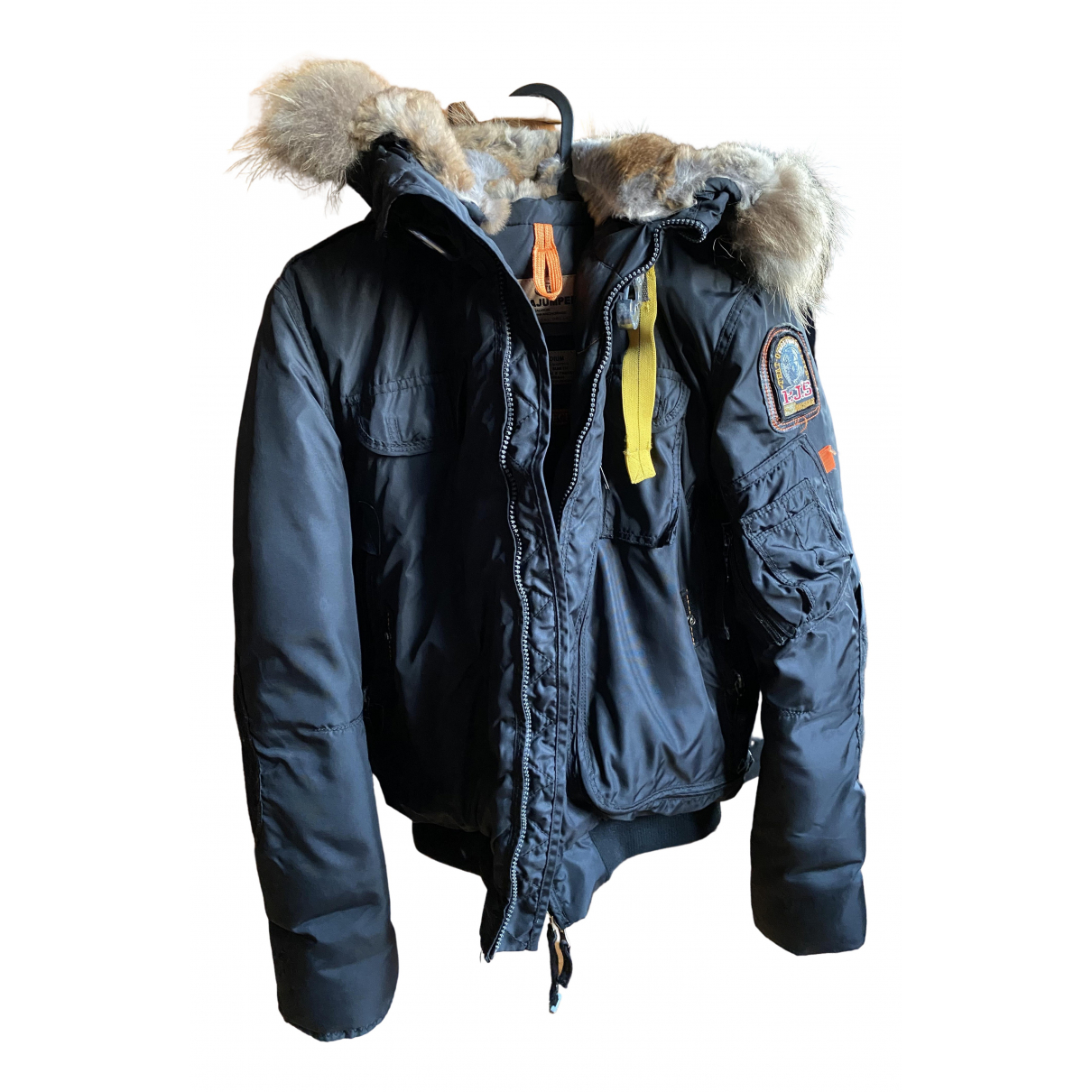 Parajumpers \N Black Cotton jacket for Women 38 FR
