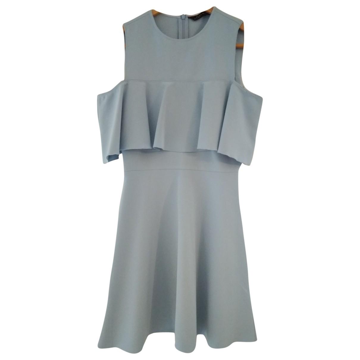 Zara \N Blue dress for Women XS International