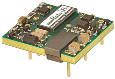 Murata Power Solutions UEI15 15.6W Isolated DC-DC Converter Through Hole, Voltage in 9 → 36 V dc, Voltage out