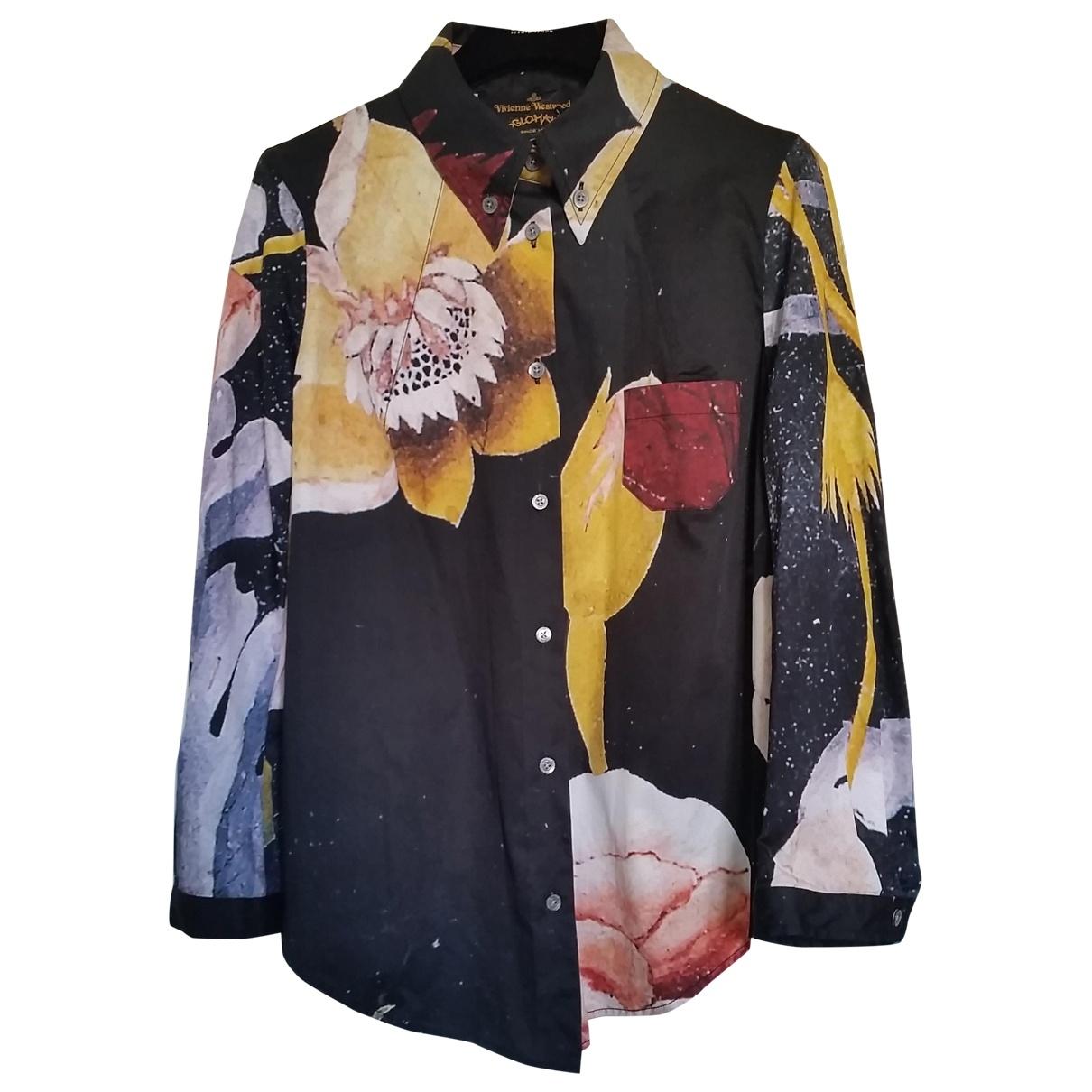 Vivienne Westwood \N Multicolour Cotton  top for Women 42 IT