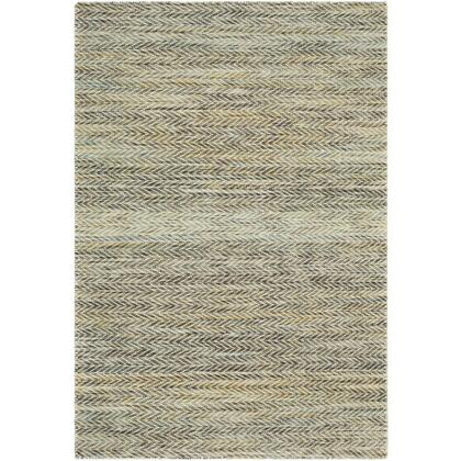 Kinley KNL-1001 8' x 10' Rectangle Modern Rug in