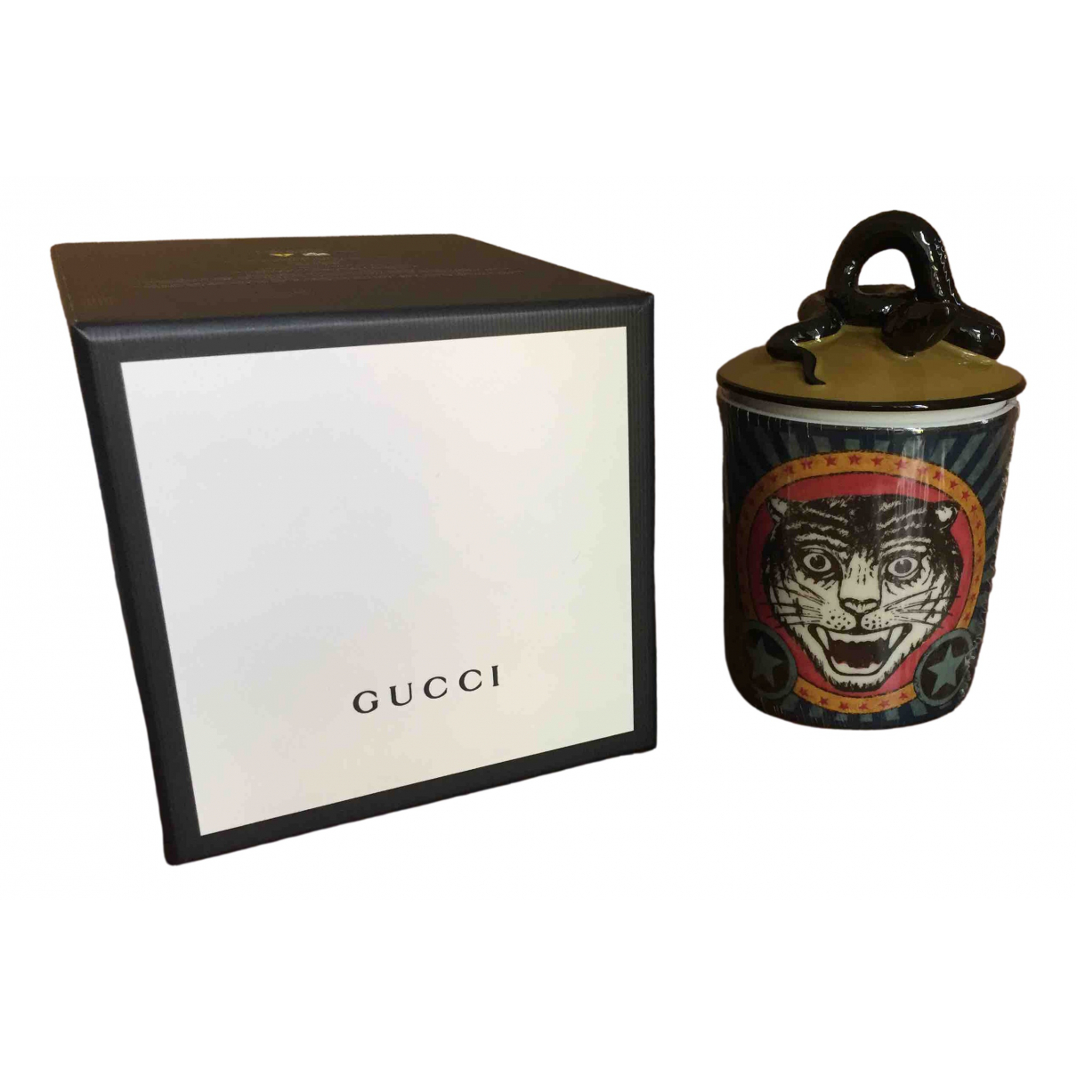 Gucci Urtica Ferox Multicolour Porcelain Home decor for Life & Living \N